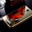 เคส Xiaomi Redmi Note2 - เคสขอบโลหะ ฝาหลังPC เคลือบอะคลิลิคเงา โคตรหรูCase [Pre-Order] thumbnail 2