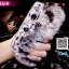 เคสมือถือ Oppo F1s - เคสแข็งประดับขนสัตว์ ติดคริสตัลสุดหรู [Pre-Order] thumbnail 10