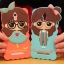 Oppo Find 7- Girl Silicone Case [Pre-Order] thumbnail 3