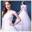 wm5079 ขาย ชุดแต่งงานเจ้าหญิง สายเส้นใหญ่ สวย หวาน หรู น่ารัก ที่สุดในโลก ราคาถูกกว่าเช่า thumbnail 1