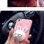 เคส OPPO R7 Plus - Rabbit Silicone Case เคสกระต่ายเก็บสายหูฟังได้ [Pre-Order] thumbnail 2