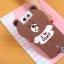 OPPO N3 -เคสซิลิโคน หมี 3D [Pre-Order] thumbnail 4