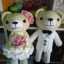 คู่หมีแต่งงาน 12 นิ้ว thumbnail 1