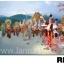 ภาพวาดแนวจริยศิลป์ล้านนา พิมพ์ลงผ้าใบ รหัสสินค้า RP - 31 thumbnail 1