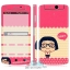 OPPO N1 Mini-Cartoonl Stikker Film Case#3 [Pre-Order] thumbnail 8