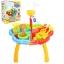 โต๊ะเล่นทราย 3 ช่องพร้อมอุปกรณ์ Sand Beach Set Toys thumbnail 1