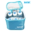 ขวดนมและเจลเก็บความเย็นพร้อมกระเป๋า Natur Cooler bag with breast milk storage bottles