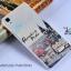 เคส OPPO R7 Lite - เคสแข็งลายการ์ตูน3D[Pre-Order] thumbnail 3