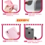 Huawei Ascend P7 - Fabitoo Silicone Case [Pre-Order] thumbnail 5