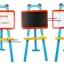 ชุดกระดานแม่เหล็ก+กระดานดำ Learning Easel 3in1 thumbnail 7