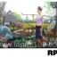 ภาพวาดแนวจริยศิลป์ล้านนา พิมพ์ลงผ้าใบ รหัสสินค้า RP - 57 thumbnail 1