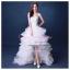 ws5038 ขาย ชุดแต่งงานสั้น ชุดเจ้าสาว หน้าสั้นหลังยาว สวย เก๋ หรู ราคาถูกกว่าเช่า thumbnail 1
