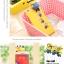 เคส OPPO R5- Cartoo 3d เคสนิ่มตัวการ์ตูนหัวโผล่[Pre-Order] thumbnail 15