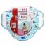 ฝารองนั่งชักโครกหุ้มเบาะนิ่ม มีหูจับ Farlin Soft baby potty seat thumbnail 9